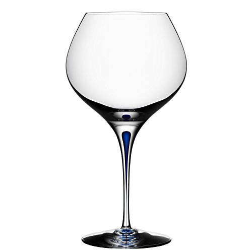 Orrefors Intermezzo Blue 20 Ounce Bouquet Glass by Orrefors