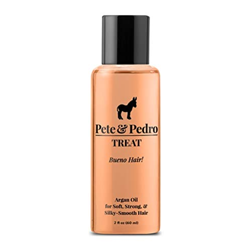 Pete and Pedro Treat | Pre-Styling Argan Oil Hair Treatment