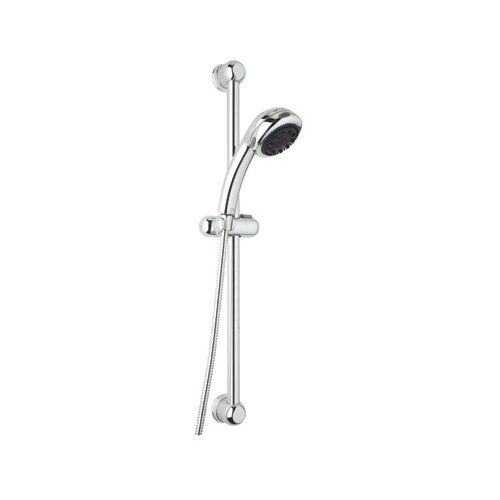Rohl D800/3APC Bossini Merchandise Pak Three Function Max-Flow Handshower Set - Including The D800 B00043 and A40/1, Polished Chrome