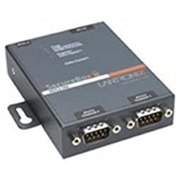 Lantronix, Securebox Sds2101 Device Server 2 Ports 10Mb Lan, 100Mb Lan, Rs-232, Rs-422, Rs-485 \