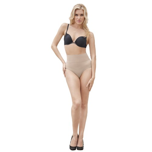 Julie France Ultra-Firm Control Shaping Thong, S, Nude