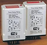 Time Delay Relay, 0.1 s, 1024 h, 2600SA Series, DPDT, 12 A
