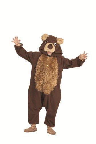 RG Costumes 'Funsies' Bailey Bear, Child Medium/Size (Anime Bear Costume)