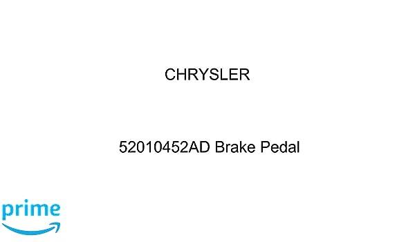 Chrysler Genuine 52010452AD Brake Pedal
