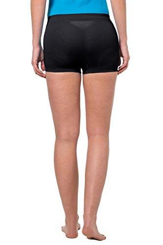 Donna Seamless Pantaloncini Nero Light VAUDE black PqHxSB