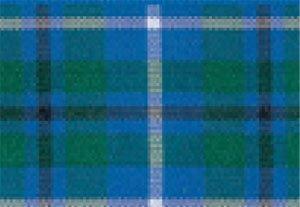 Berisfords Essentials R762210/10   Douglas Woven Tartan Ribbon   25m x (Douglas Tartan Ribbon)