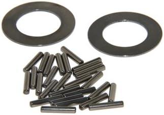 Wrist Pin w// Washers  Mercury 15-25 HP 27 Needles 2 Washers 29-98295 Bearing