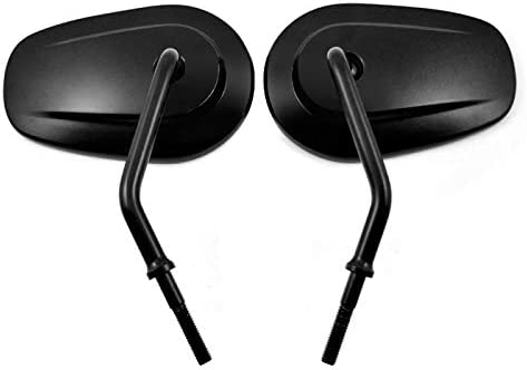 Rear view Mirror CS22 for Harley Softail Street Bob//Slim// FLSL black