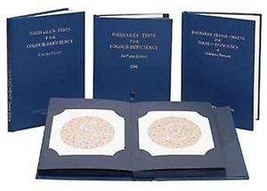 Tathastu 24 Plate Ishihara Tests Book - For Color Blindness Testing Ehs Lhs 4 from Tathastu