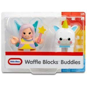- Little Tikes Waffle Blocks Buddies