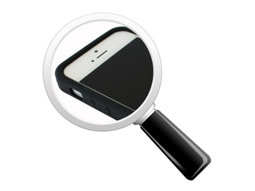 Avcibase 4260344980598 TPU Soft Schutzhülle für Apple iPhone 5/5S schwarz