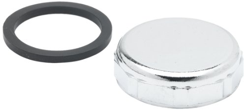 T&S Brass 012640-45 Overflow Cap with Sealing Washer by T&S Brass