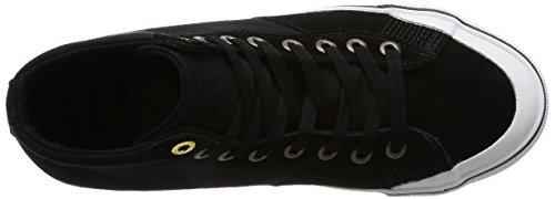 Emerica Heren Indicator Hoge Skate Schoen Zwart / Wit
