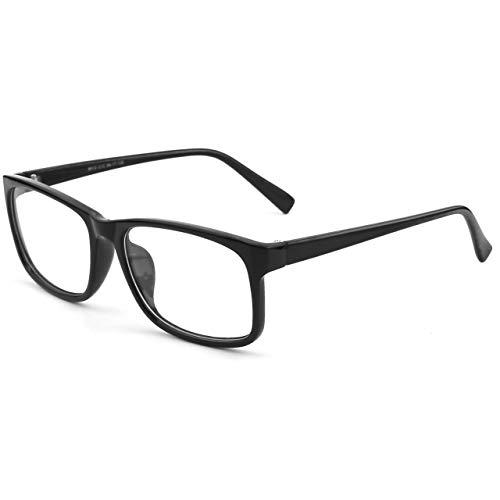 GQUEEN 201512 Casual Fashion Rectangular Frame Clear