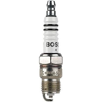 Bosch (7969) HR8BC+ Super Plus Spark Plug, (Pack of 1)