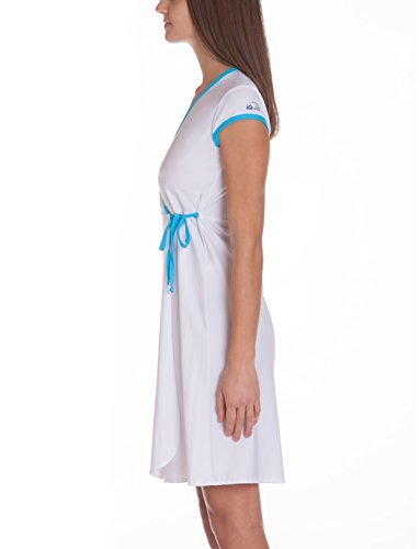 spiaggia Fasciatoio nbsp;Beach da Company UV Dress bianco iQ per donna vestito 300 sofferenza wqvt8WX
