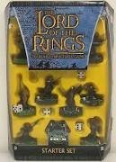 Lord Of The Rings Tradeable Miniatures Game Boxed Set
