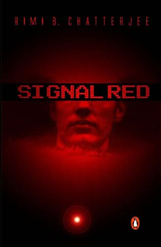 book cover of Signal Red