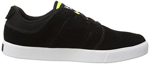 DC RD GRAND M SHOE BFY - Zapatillas para hombre Negro (black/fluorescent yellow)