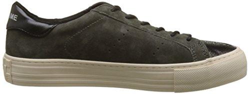 Onbekend Geen Naam Dames Arcade Sneaker Etna / Geit Suede Flat Noir (charbon / Sequoia)
