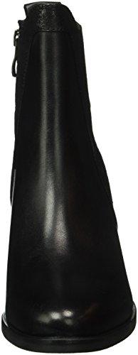 Caprice 25342, Botines para Mujer Negro (BLACK COMB 19)