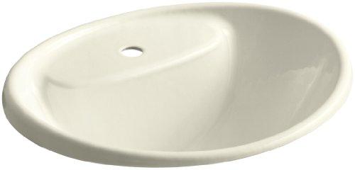 8 Fd Cane Sugar (KOHLER K-2839-1-FD Tides Bathroom Sink, Cane)