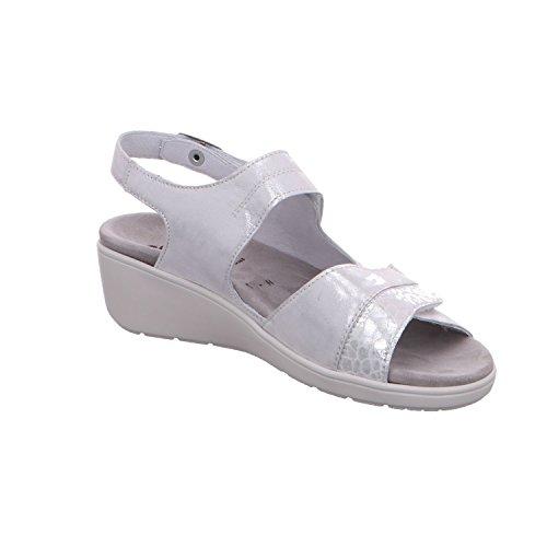 Semler Women's R 9015-757-010 Ramona H Fashion Sandals Grey 4byF8