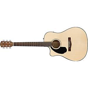 Fender CD-60SCE WN Natural LH Linkshänder Westerngitarre