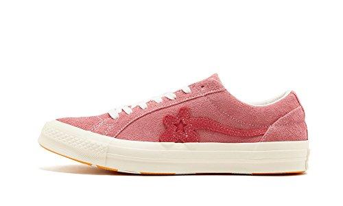 Converse x Tyler Golf Le Fleur One Star- US 8.5 Pink