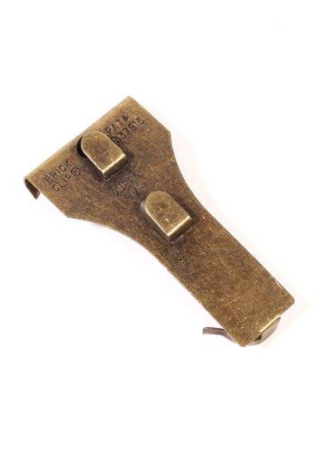 Good Tidings 31166 Brick Clip Queen Size Upto 25-Pound, 2-Count