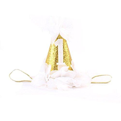 Shine (Birthday Girl Cone Hat)