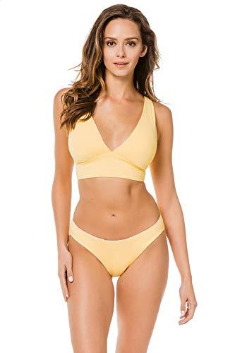 Becca-by-Rebecca-Virtue-Womens-Color-Code-Classic-Bikini-Top-D-Cup