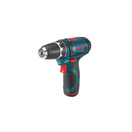 "BOSCH PS31-2A 12V Max Lithium Ion 3/8"" Compact 2 Speed Cordl"