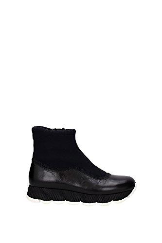 Sneakers Prada Dame - (3t6212nero1) Eu Sort XKJ34i