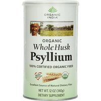 Organic India Whole Husk Psyllium, 12-Ounce Please read the details before purchase. There is no doubt the 24-hour contacts. 12 Ounce Psyllium