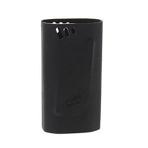 Price comparison product image Rayley Protective Silicone Case Cover for Smok Alien 220W Kit Protective Sleeves for Smoktech Alien Kit (Black)