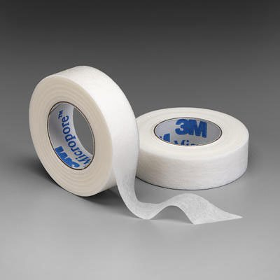 Picture of a 3M Micropore Paper Tape