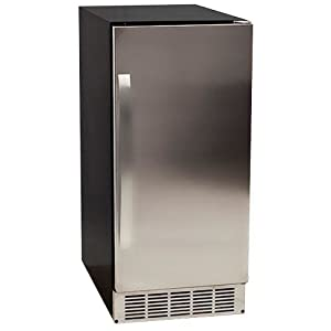 EdgeStar 50 lb. Undercounter Clear Ice Maker with Drain Pump 31a 2BsLCqHhL