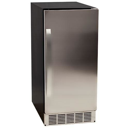 EdgeStar 50 lb. Undercounter Clear Ice Maker with Drain ()