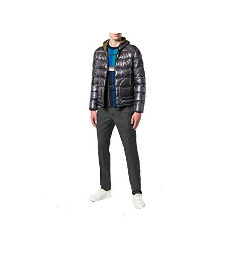 Polyester Grey Herno PI0520U193289490 Men's Jacket Down Etvzqz