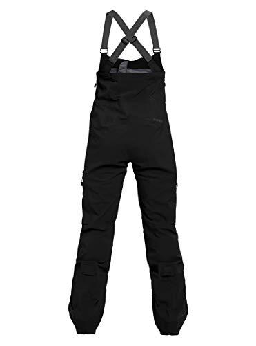 (Burton Women's AK Gore-Tex 3L Kimmy Bib Snow Pant, True Black,)