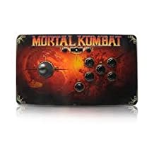 PS3 Mortal Kombat Tournament Edition Fight Stick by Midway
