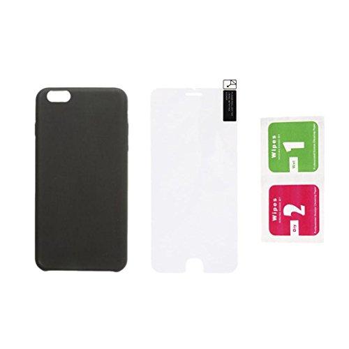 MagiDeal Protector de Cubierta de Inducción de Sensor Térmico + de Pantalla para iPhone 6 / 6s