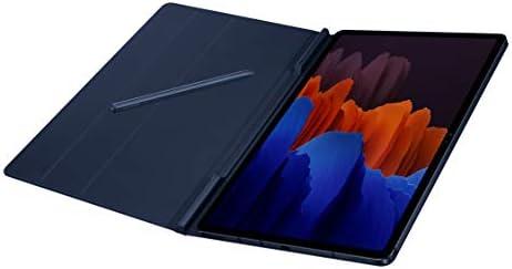 Samsung Electronics Tab S7+ Bookcover – Mystic Navy – EF-BT970PNEGUJ