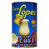 Coco Lopez 57 Ounce Coconut Cream 12 pack (03-0336) Category: Cocktail Drink Mixes