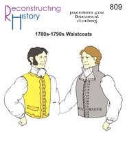 1780s dress - 3