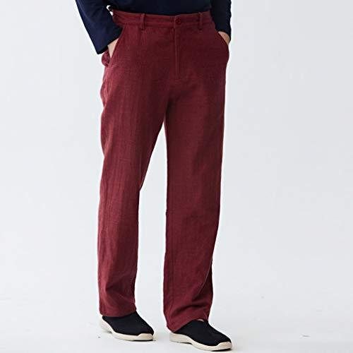 Bordeaux Zanying Zanying Pantalon Zanying Pantalon Pantalon Homme Homme Bordeaux XaZx84q