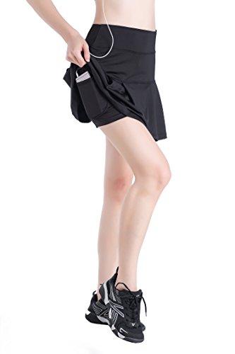 EAST HONG Women's Fitness Movement Short Skirt Lightweight Running Short Skirt – DiZiSports Store