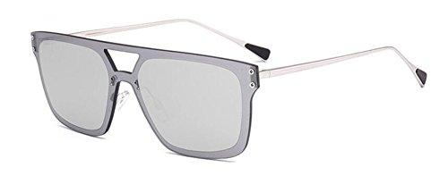 de C rond cercle lunettes en Lennon retro du inspirées polarisées soleil style métallique vintage q7dBf
