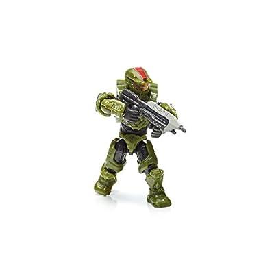 Mega Construx Halo Spartan Jerome Building Set: Toys & Games